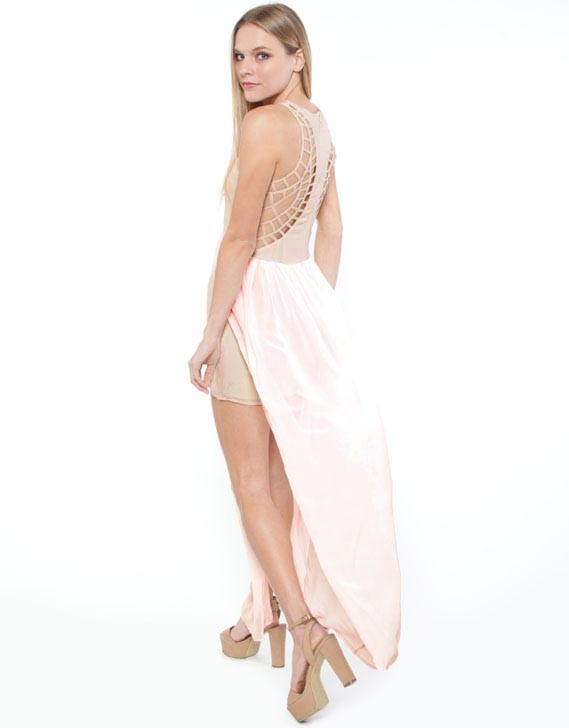 Keepsake the label love run by maxi dress